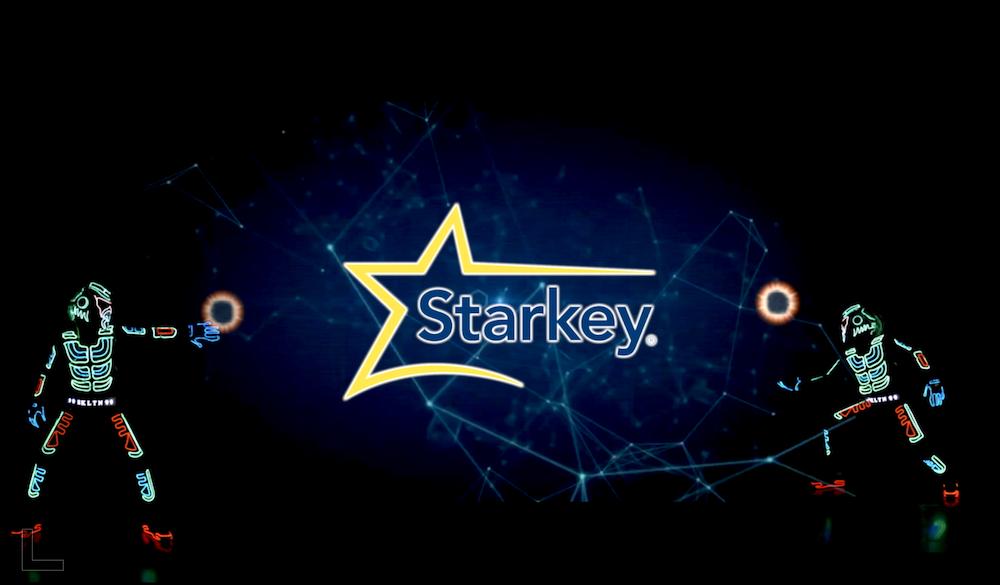 Animatronics Acts for Starkey by Skeleton Dance Crew
