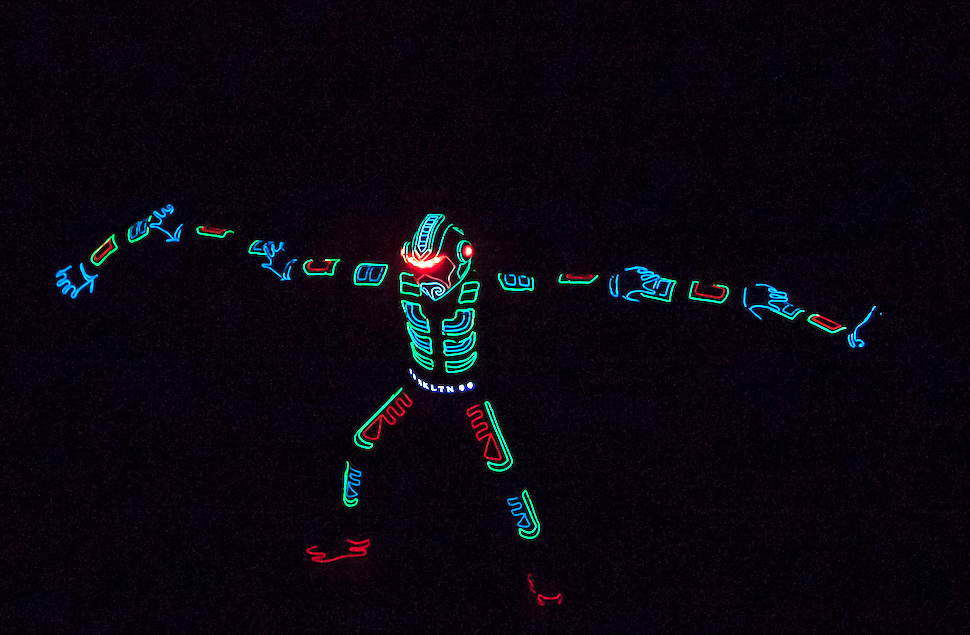best Tron dance, Skeleton Dance Crew