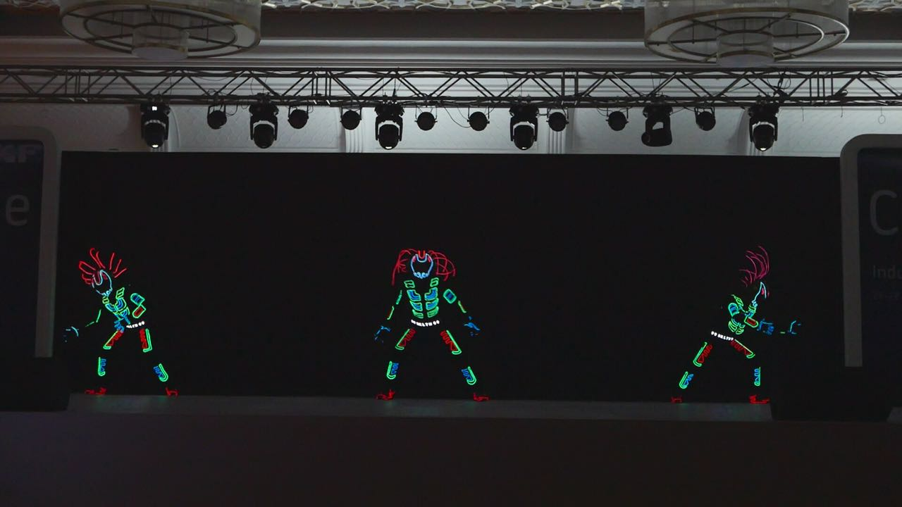 Animatronics by Skeleton Dance Crew