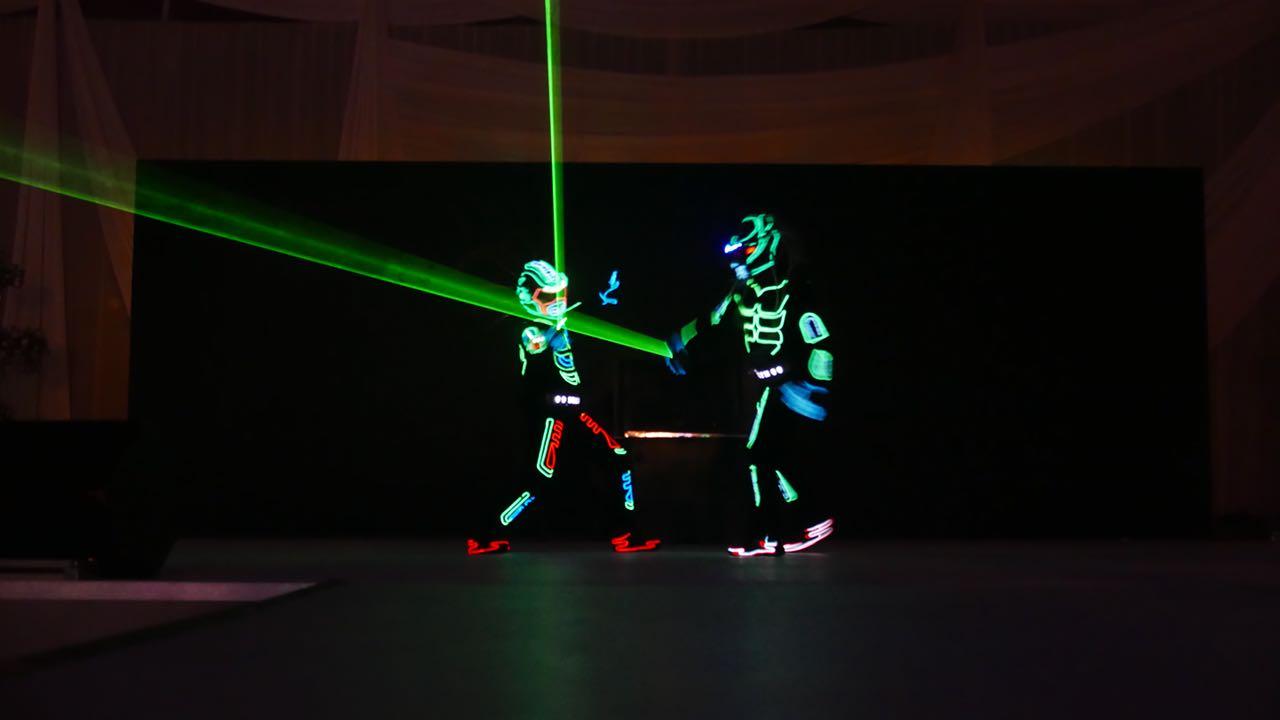 Laserman by Skeleton Dance Crew