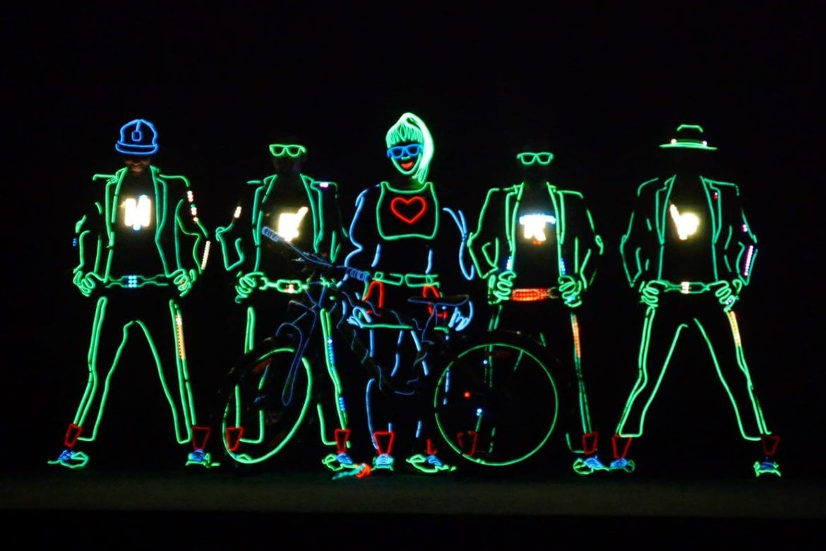 Promote your Brand with LED Dance