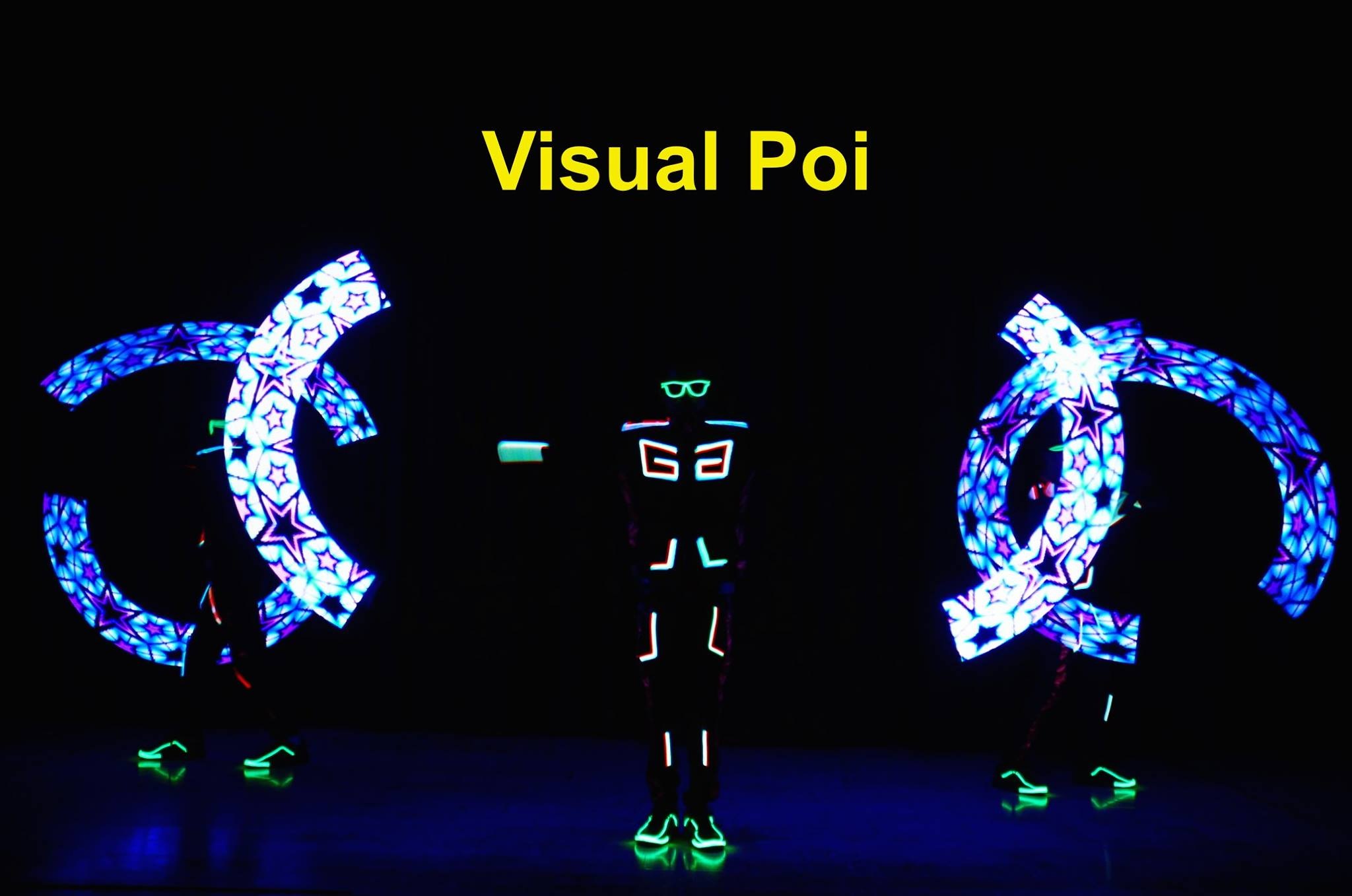 Do's and Don't of LED Visual Pio Dance Performance