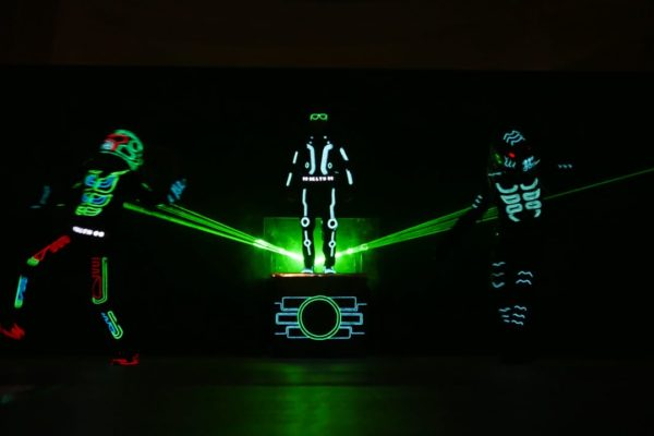 Increase the volume of excitement with Skeleton Dance Crew