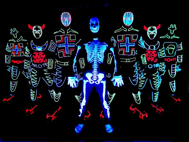 Enjoy the Revolution of Dance Forms with Skeleton Dance Crew
