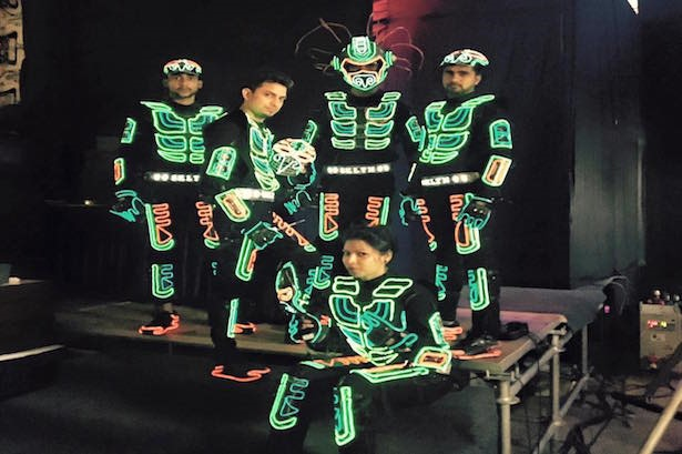 The exciting world of Tron Dance