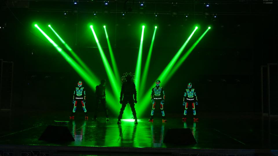 Lets know about LED Dance Performance