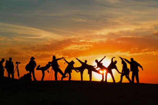 Spread the essence of love from marriage choreography