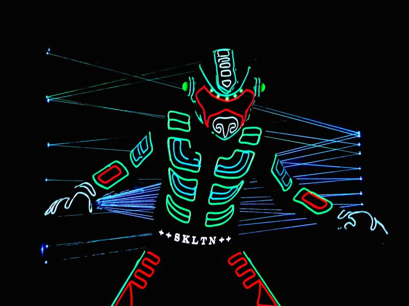 Tron Dance To Promote Any Brand