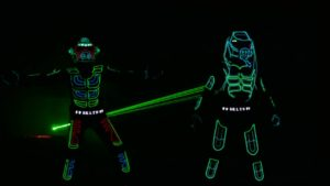 Laserman by Skeleton Dance Crew