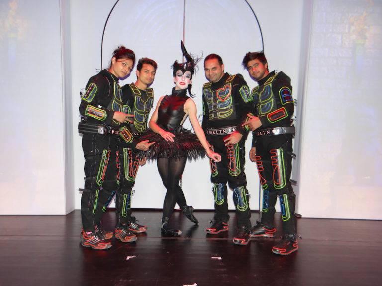 Skeleton Dance Crew