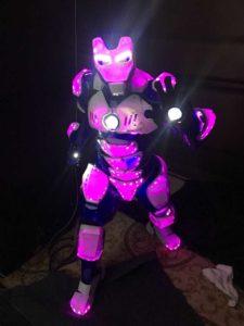 Iron Man by Skeleton Dance Crew