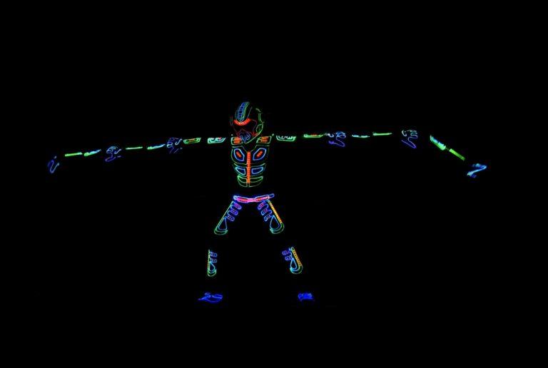 Tron Dance SDC 1