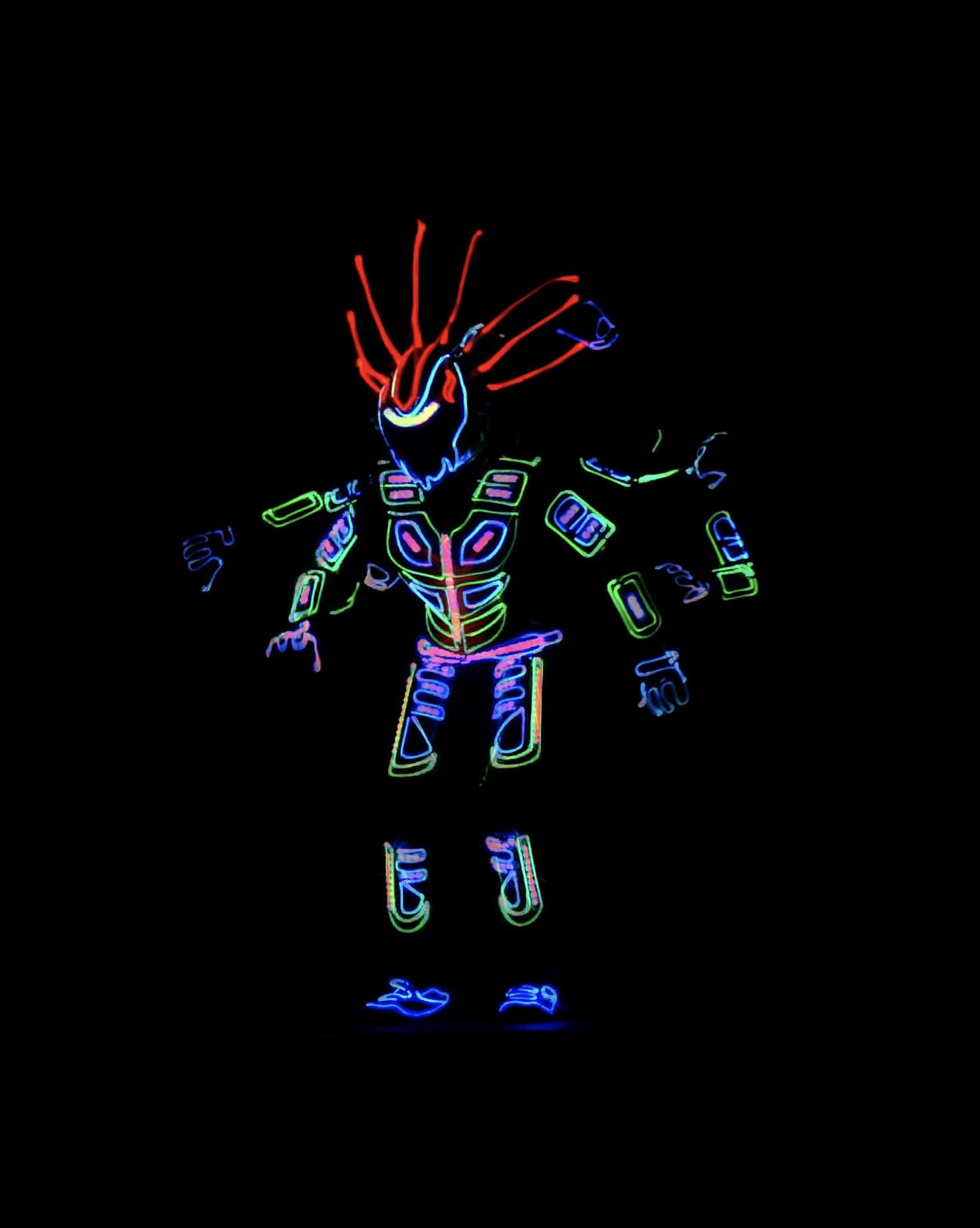 Tron Dance SDC 2