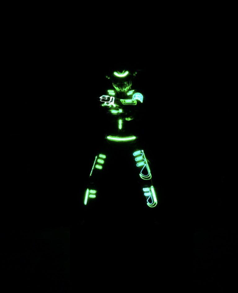 Tron Dance SDC 4