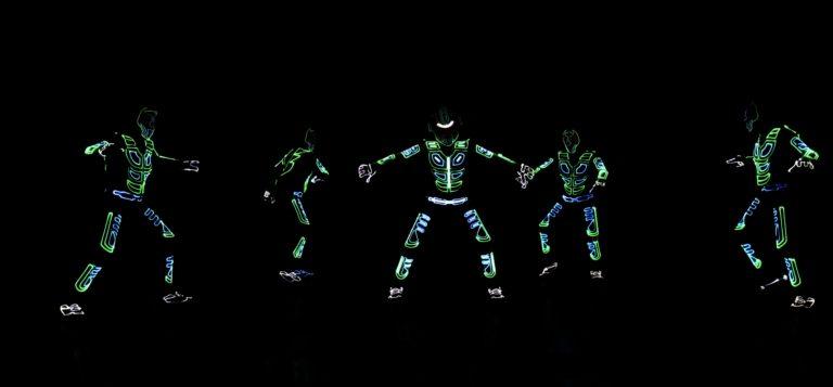 Tron Dance SDC 5