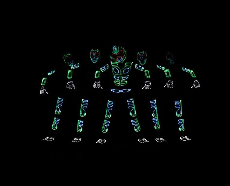 Tron Dance SDC 6
