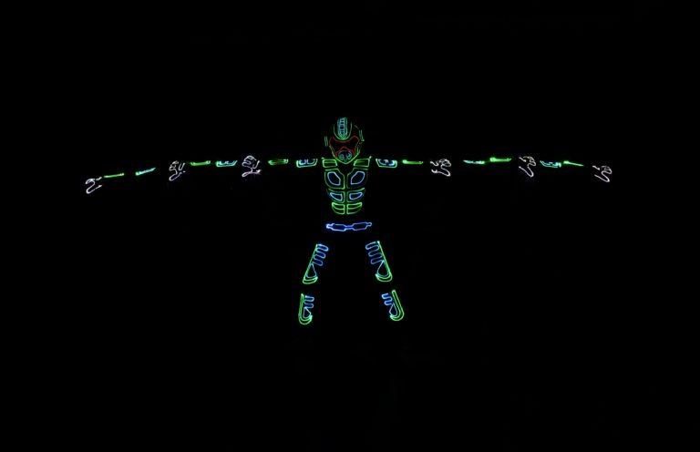 Tron Dance SDC 7
