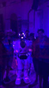 Robots Party