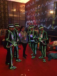Mj Tron by Skeleton Dance Crew