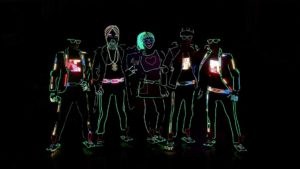 bollywood Tron by Skeleton Dance crew