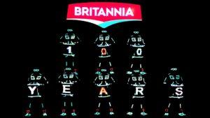 LED Drummers for Britannia