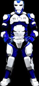 Iron Man Robot by Skeleton Dance Crew