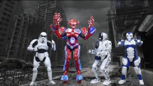Robots by Skeleton Dance Crew