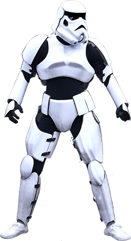 Trooper Robot