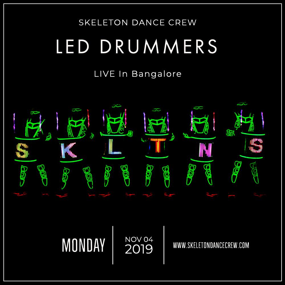 LED Drummers Bangalore