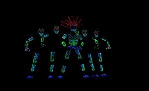 Tron Dance SDC
