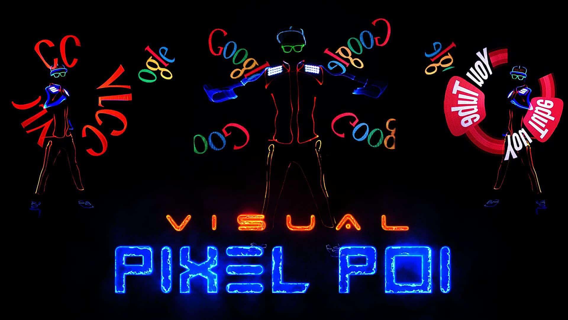visual pixel poi show